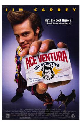 Ace Ventura Pet Detective сша фильмы с переводом